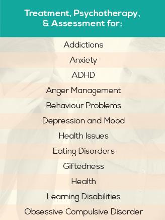 Psychologists in Barrie, Ontario