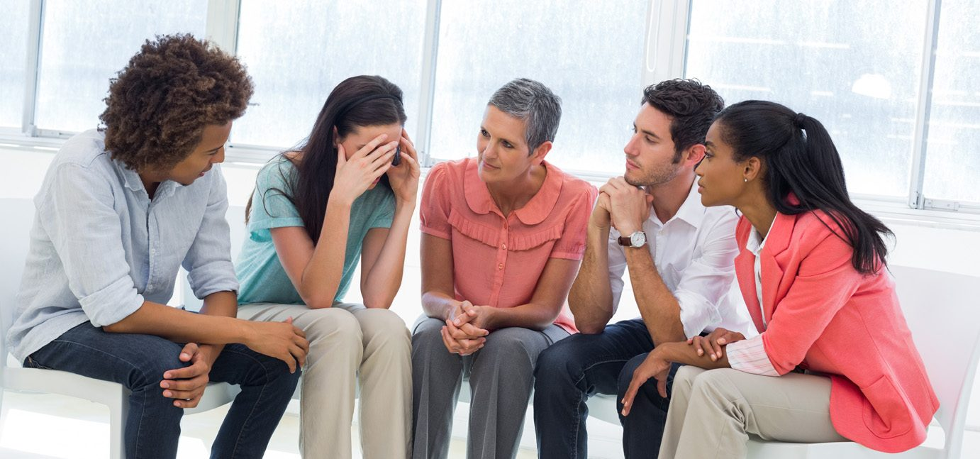 Group discussing Anxiety located in Vaughan, Ontatrio