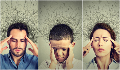 Anxiety Symptoms for adults and kids